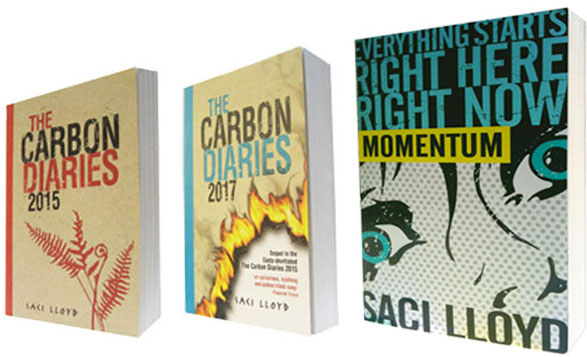 books carbon diaries 2015 2017 momentum